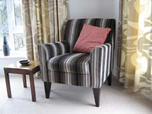 About Counselling & Psychotherapy. armchair